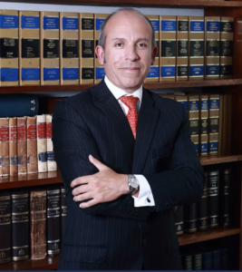 Fernando Castañeda Melgar, Rechtanwalt aus Lima in Peru